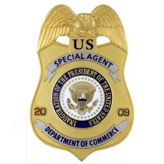 US Department of Commerce Special Agent