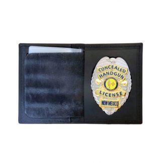 Concealed Handgun License New Mexico Badge