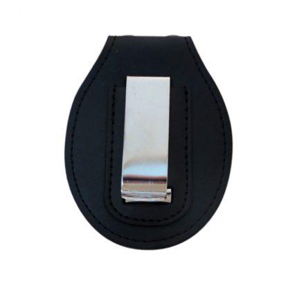 Money Clip Leather Holder