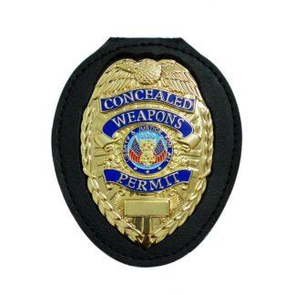 CCW Badge